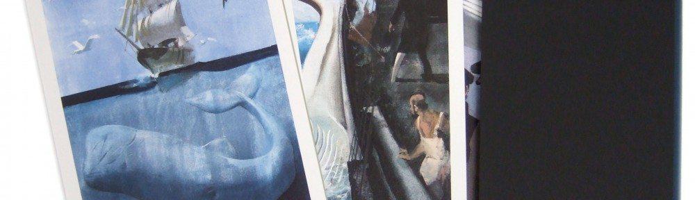 Pinter Moby Dick - Cartella DELUXE