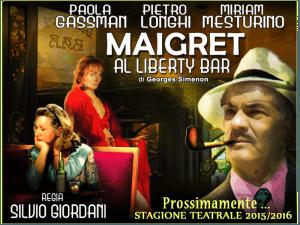 maigret al liberty bar al teatro manzoni di roma