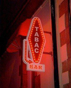 il bar tabacchi di rue fontaine
