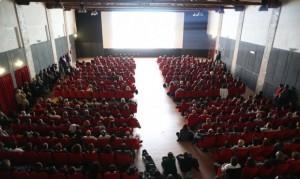 La sala del cinema de Seta a Palermo