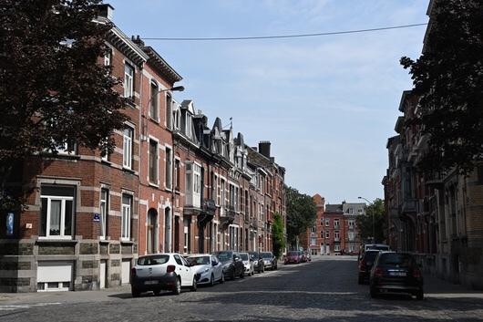La città natale di Georges Simenon: Liegi.