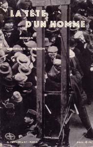La tête d'un homme, 1931.
