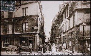 Parigi rue de Lappe