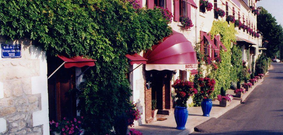 Hotel de la Loire Saint Satur Sancerre