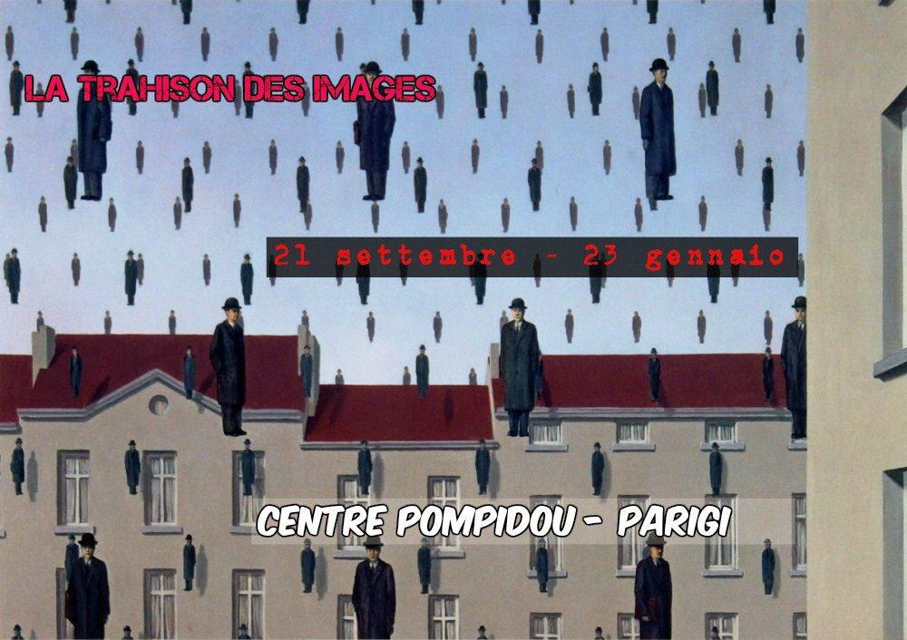 René Magritte in mostra a Parigi