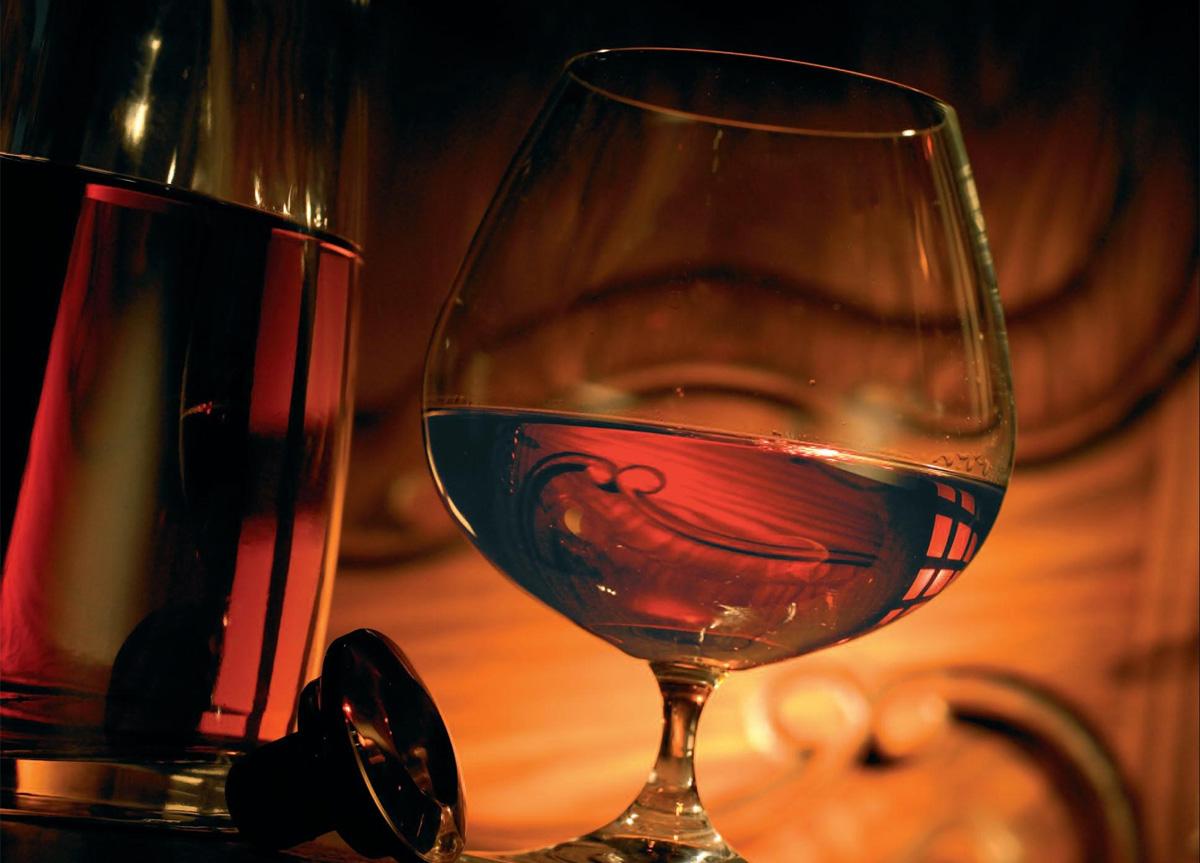 cognac paradiso dei sensi