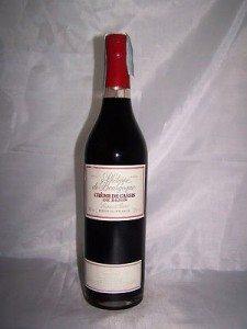 Creme De Cassis Dijon Liqueur 70 cl Philippe Bourgogne