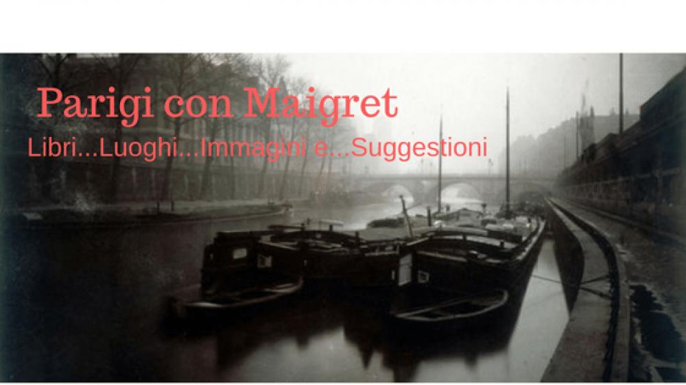 PARIGI CON MAIGRET