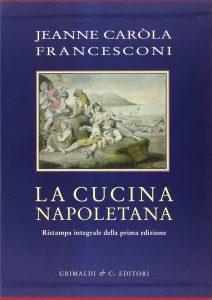 copertina di la cucina napoletana