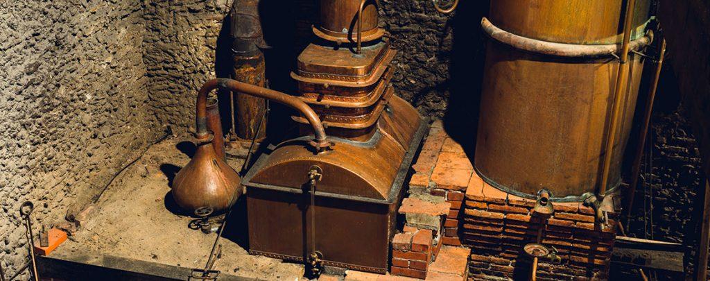 Armagnac:l'alambicco più antico del mondo