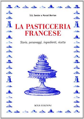 libro la pasticceria francese