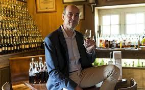Patrice Piveteau gusta un Cognac Frapin