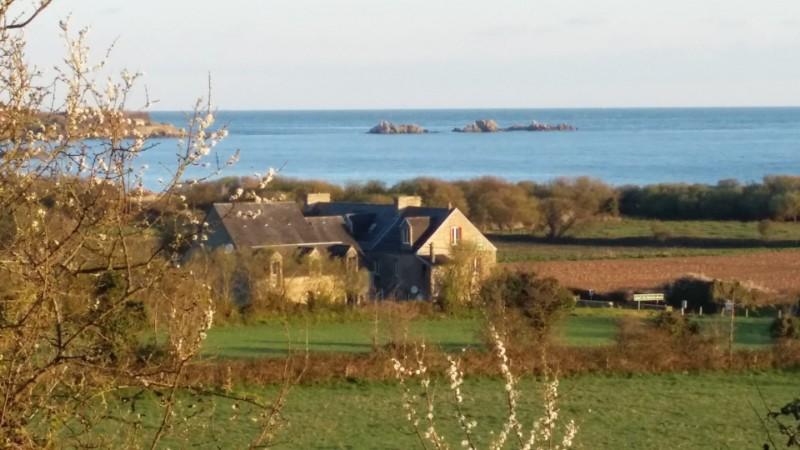 Panorama dall'Hotel La Roches du Marais