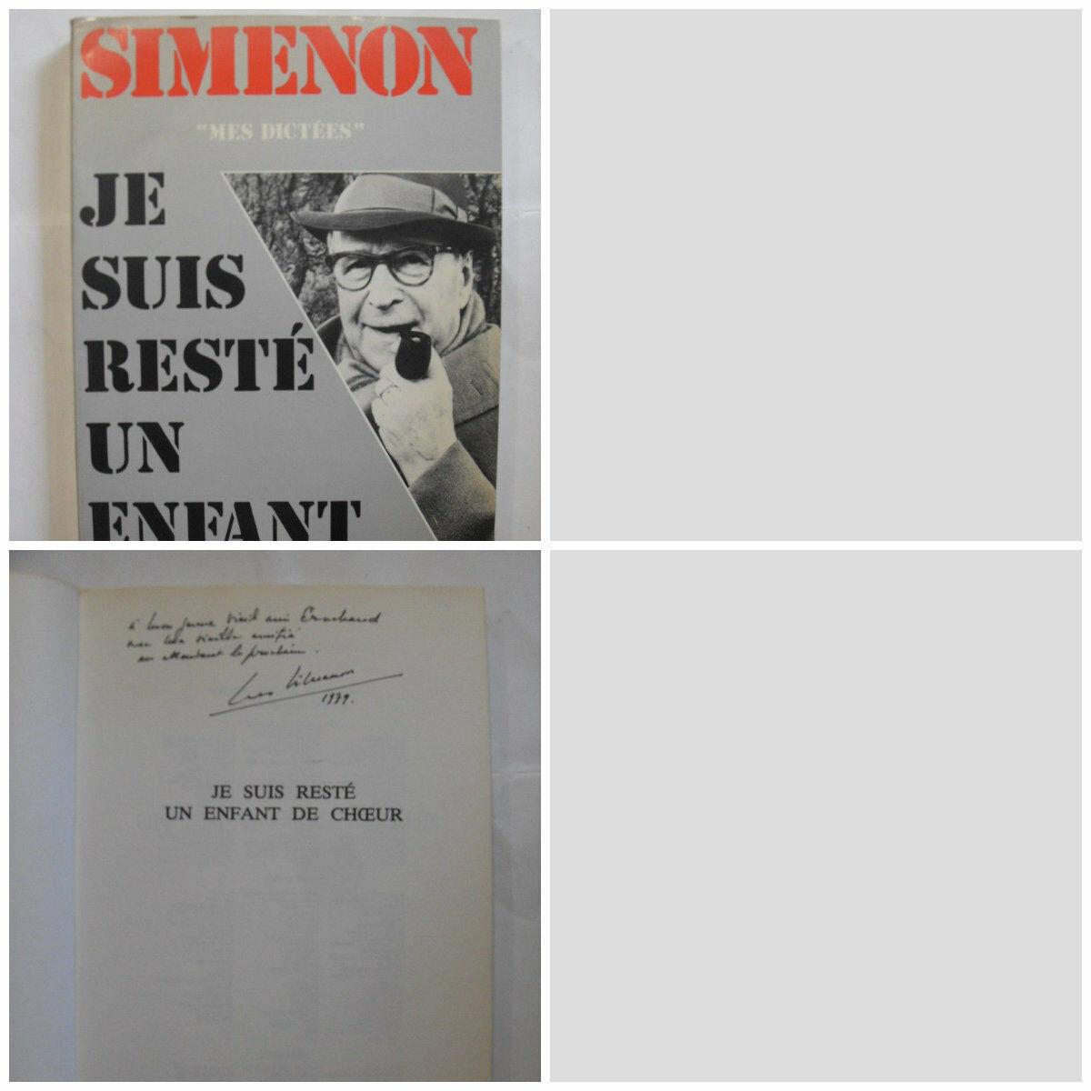 Sei un appasionato collezionista di Georges Simenon? dai uno sguardo qui!