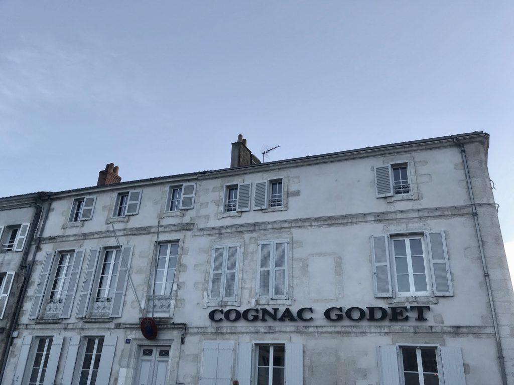 La Maison Godet: la storica sede a La Rochelle, sull'Oceano Atlantico.